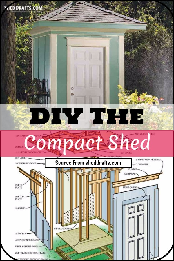 DIY The Compact Shed