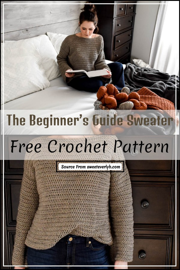 The Beginner's Guide Sweater