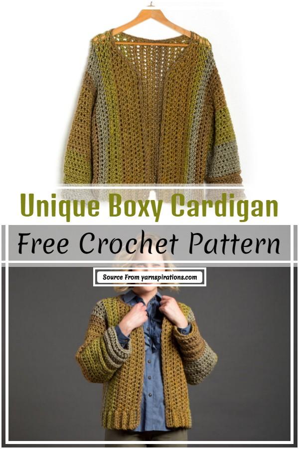Unique Boxy Pattern