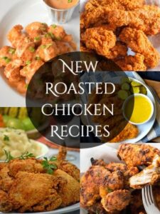 New Roasted Chicken Recipes