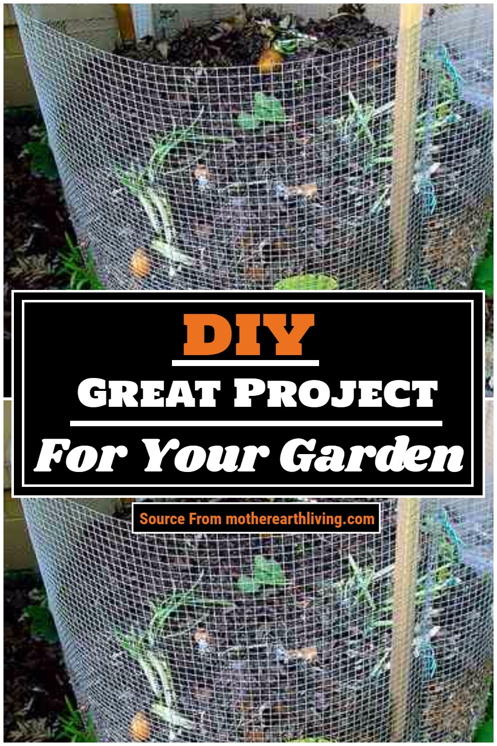 DIY Great Project For Your Garden