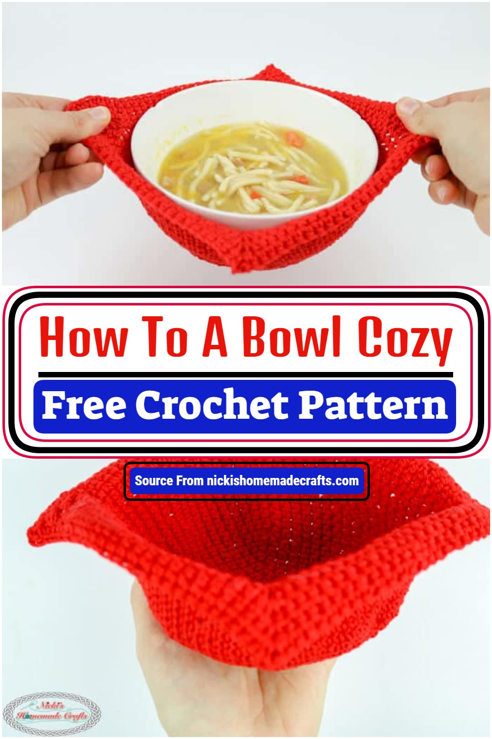 How To Crochet A Bowl Cozy