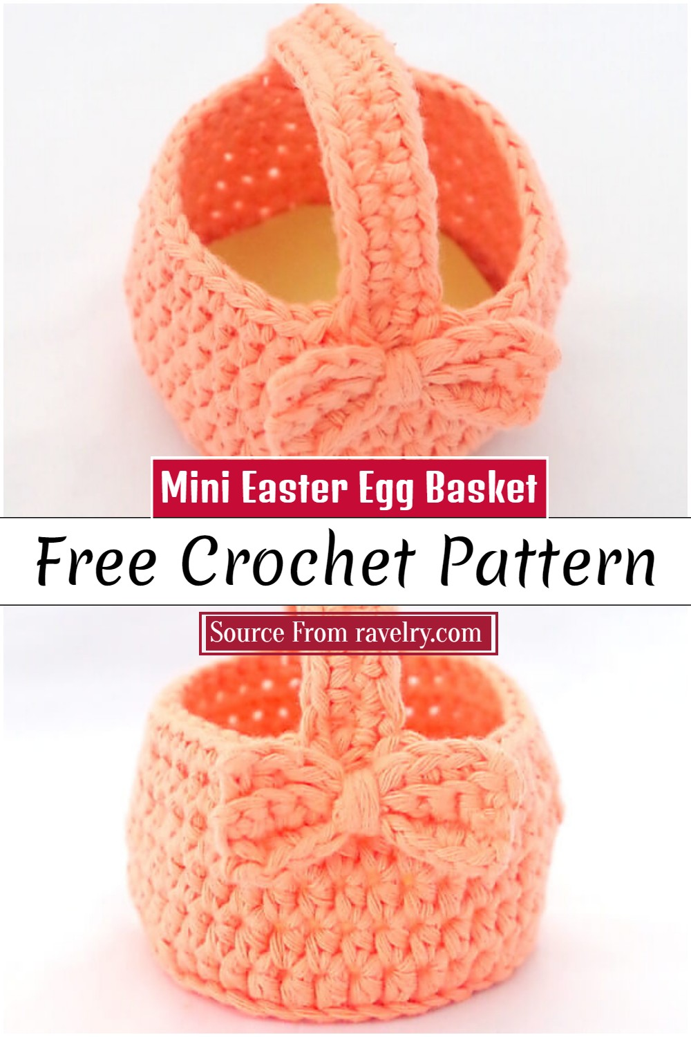Mini Easter Egg Pattern