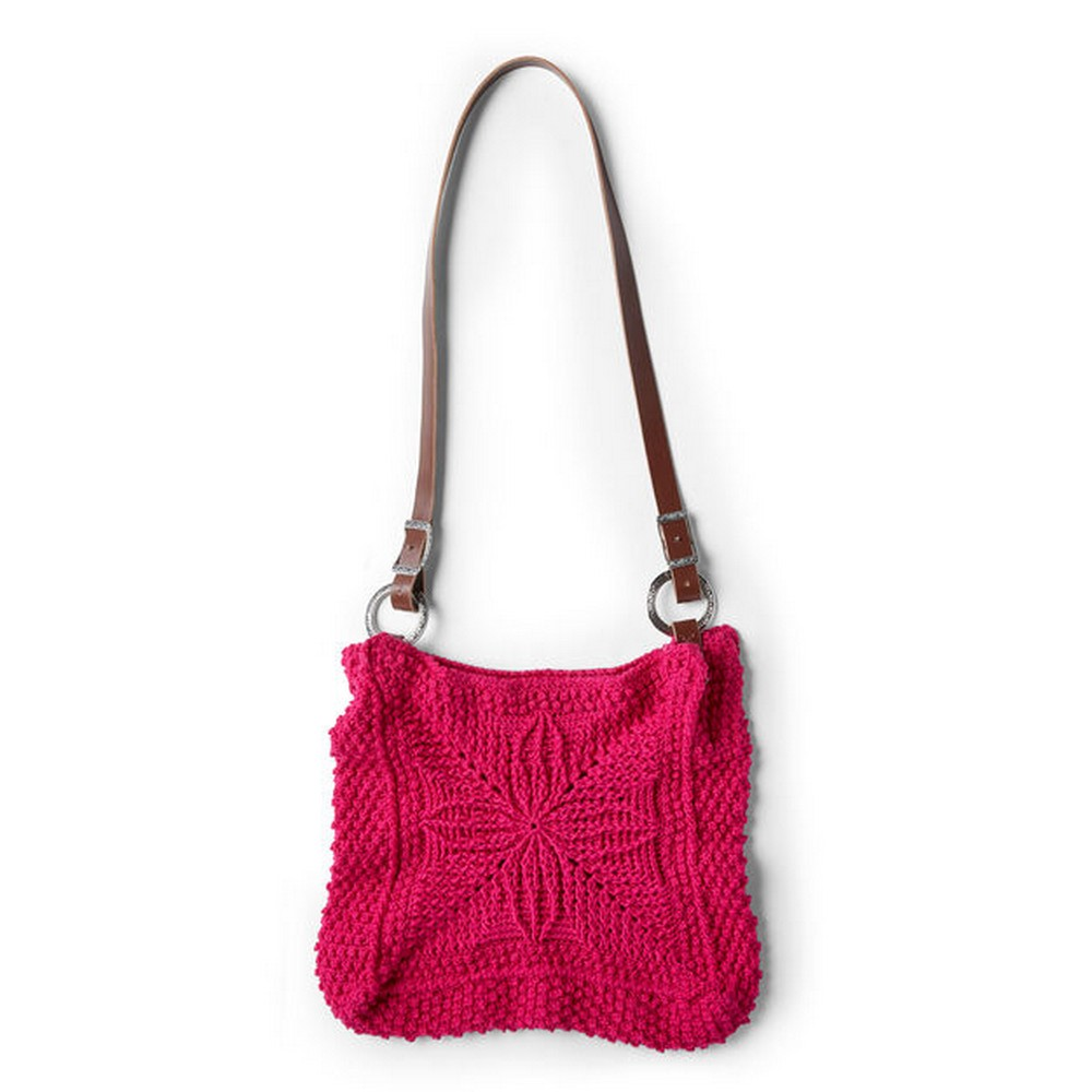 Free Crochet Chic Carry-all Bag Pattern