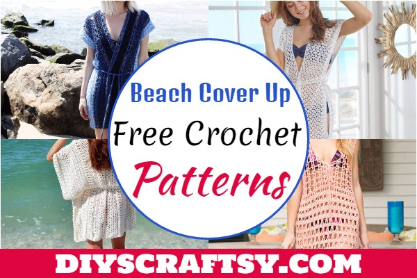 Free Crochet Beach Cover Up Patterns