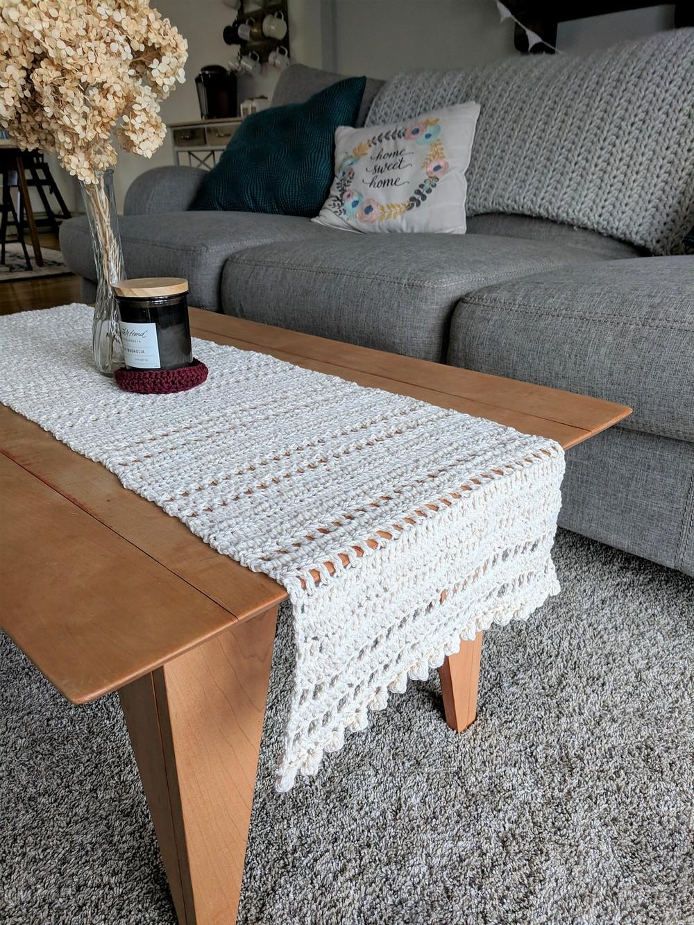 Home Sweet Home Table Runner