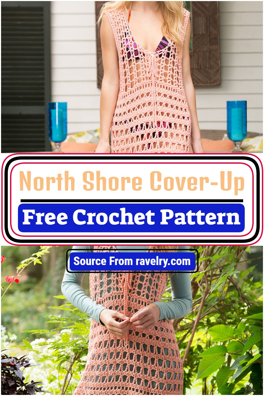 North Shore Crochet Cover-Up