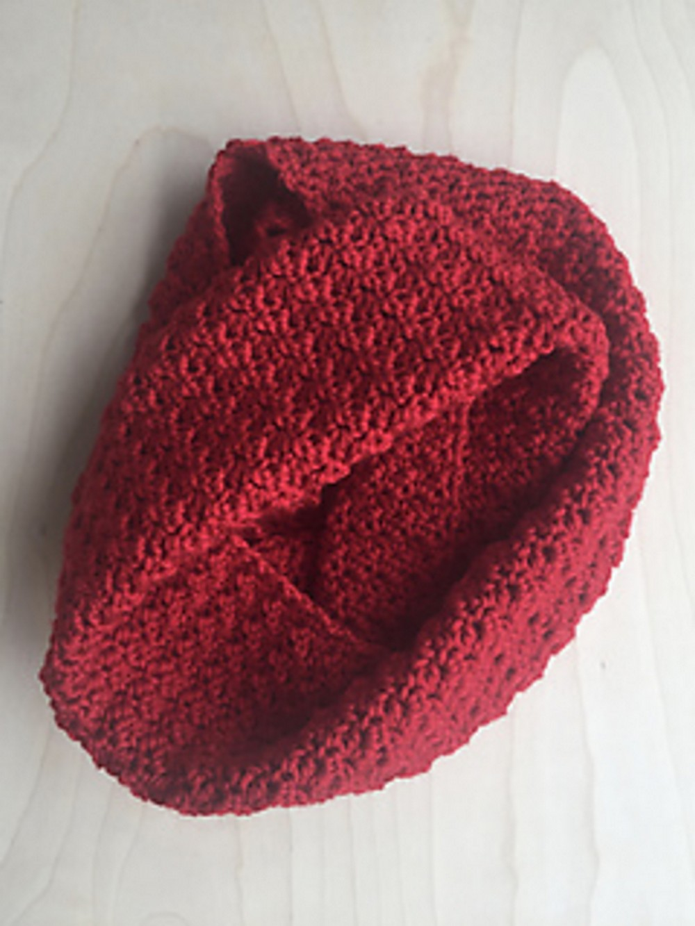 Simple Tilted Pairs Scarf Pattern
