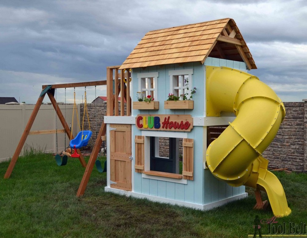 Clubhouse Play Set