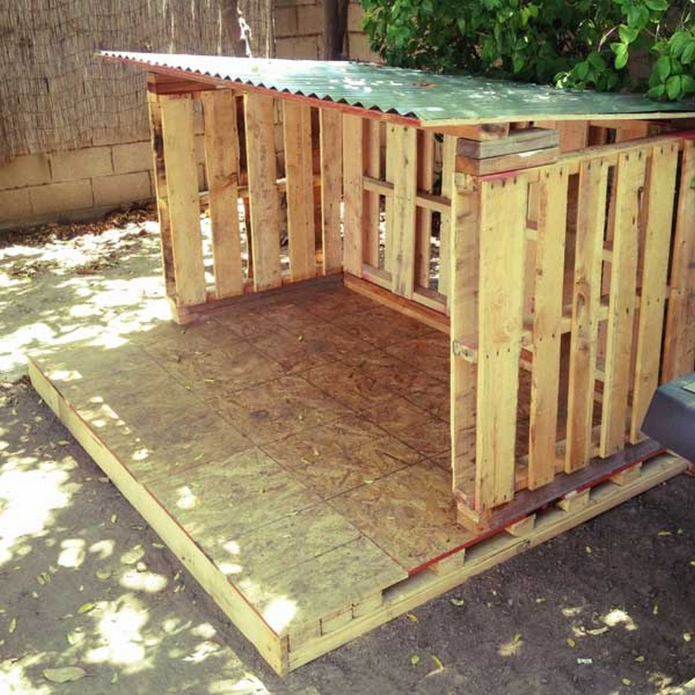 How We Built Our Pallet