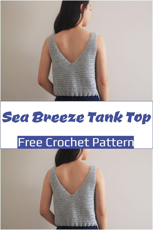 Sea Breeze Tank Top