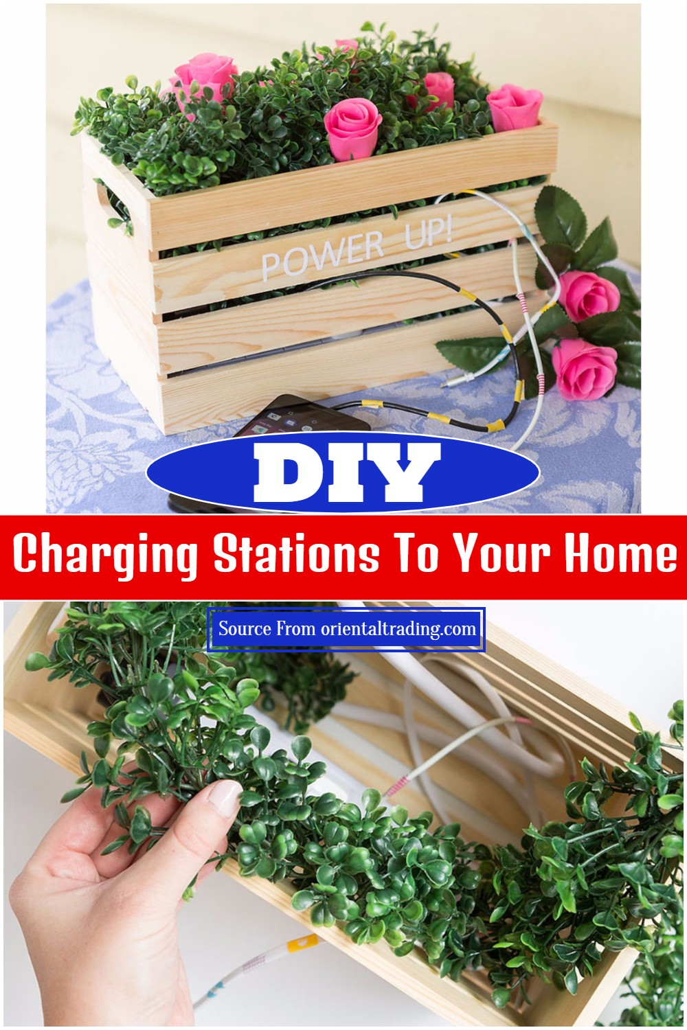 DIY Charging Stations To Your Home