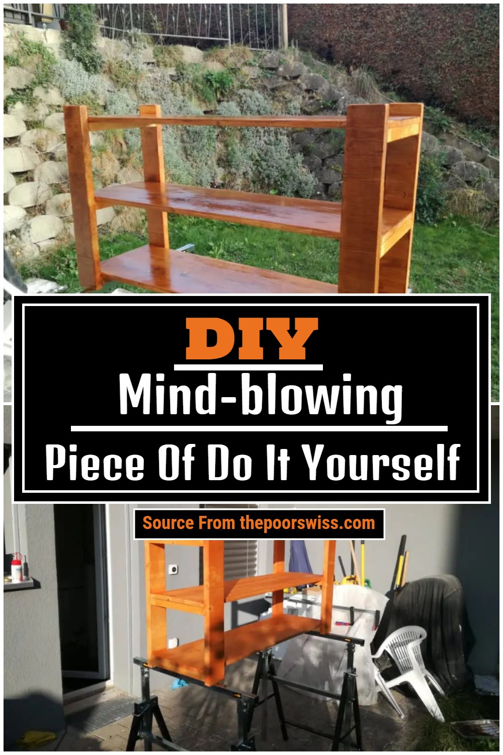 DIY Mind-blowing Piece Of Do It Yourself