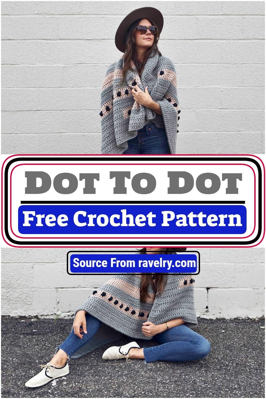 Free Crochet Dot To Dot Pattern