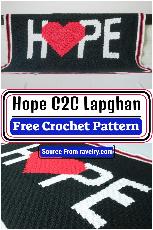 Hope C2C Lapghan Pattern