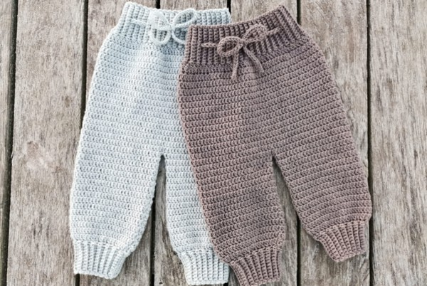 Baby Pant Pattern Easy & Quick