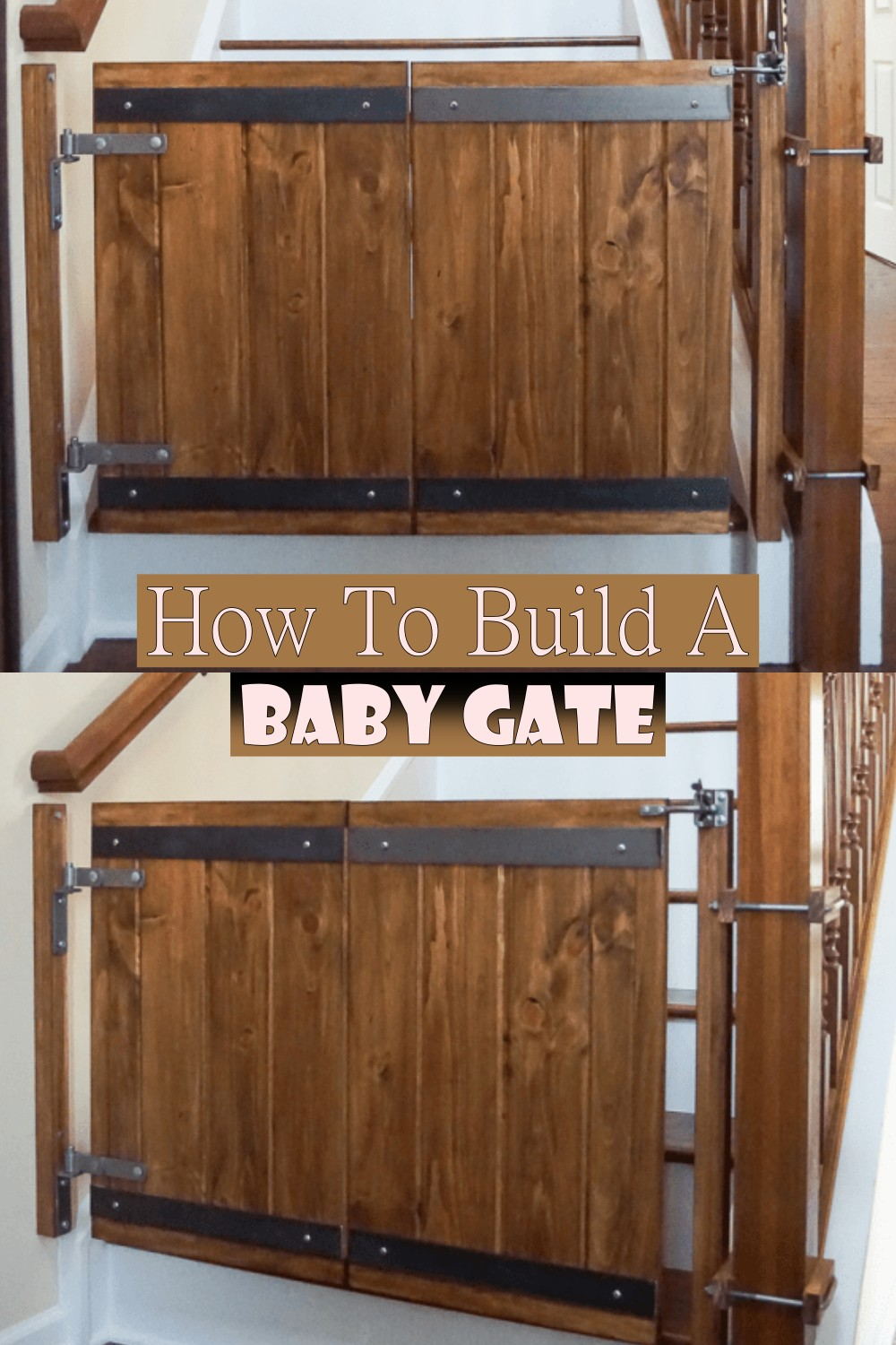How To Build A Baby Gate
