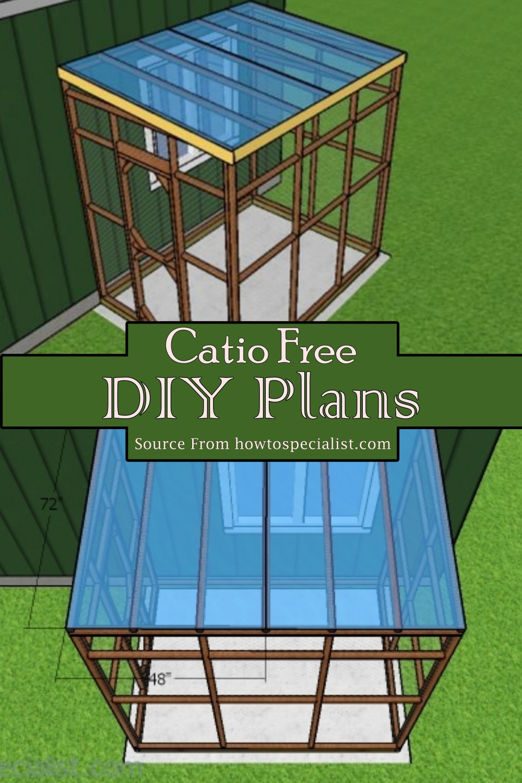 Catio Free DIY Plans