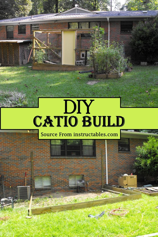 DIY Catio Build