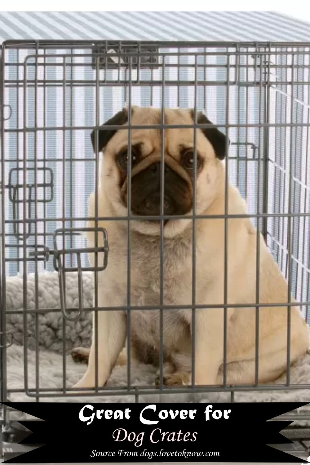 Great Cover for Dog Crates