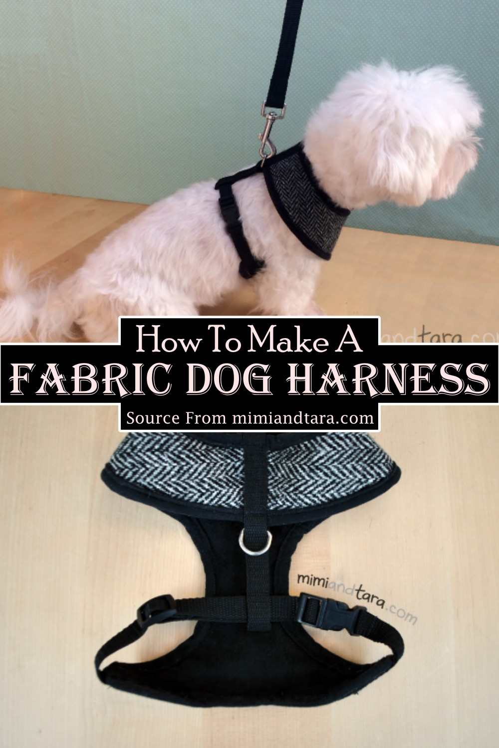 How To Make A Fabric Harness