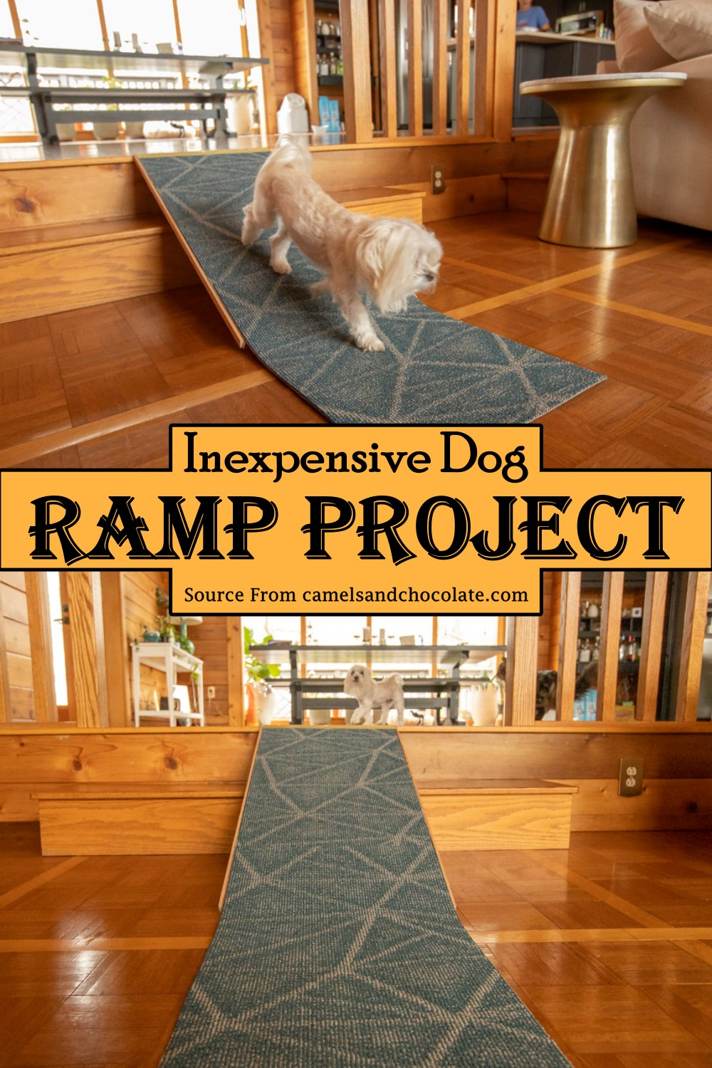 Inexpensive Dog Ramp Project