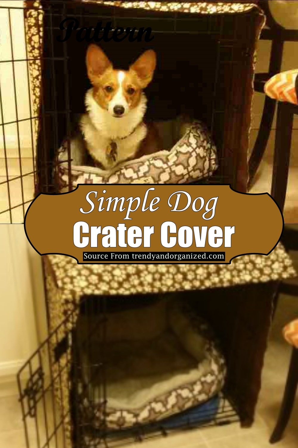 Simple Dog Crater Cover