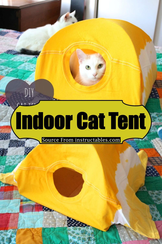 Indoor Cat Tent